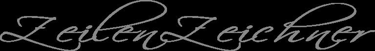 Zeilenzeichner Banner