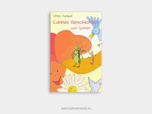 """Taschenbuch """"Cannas Geschichten vom Sommer""""²"""