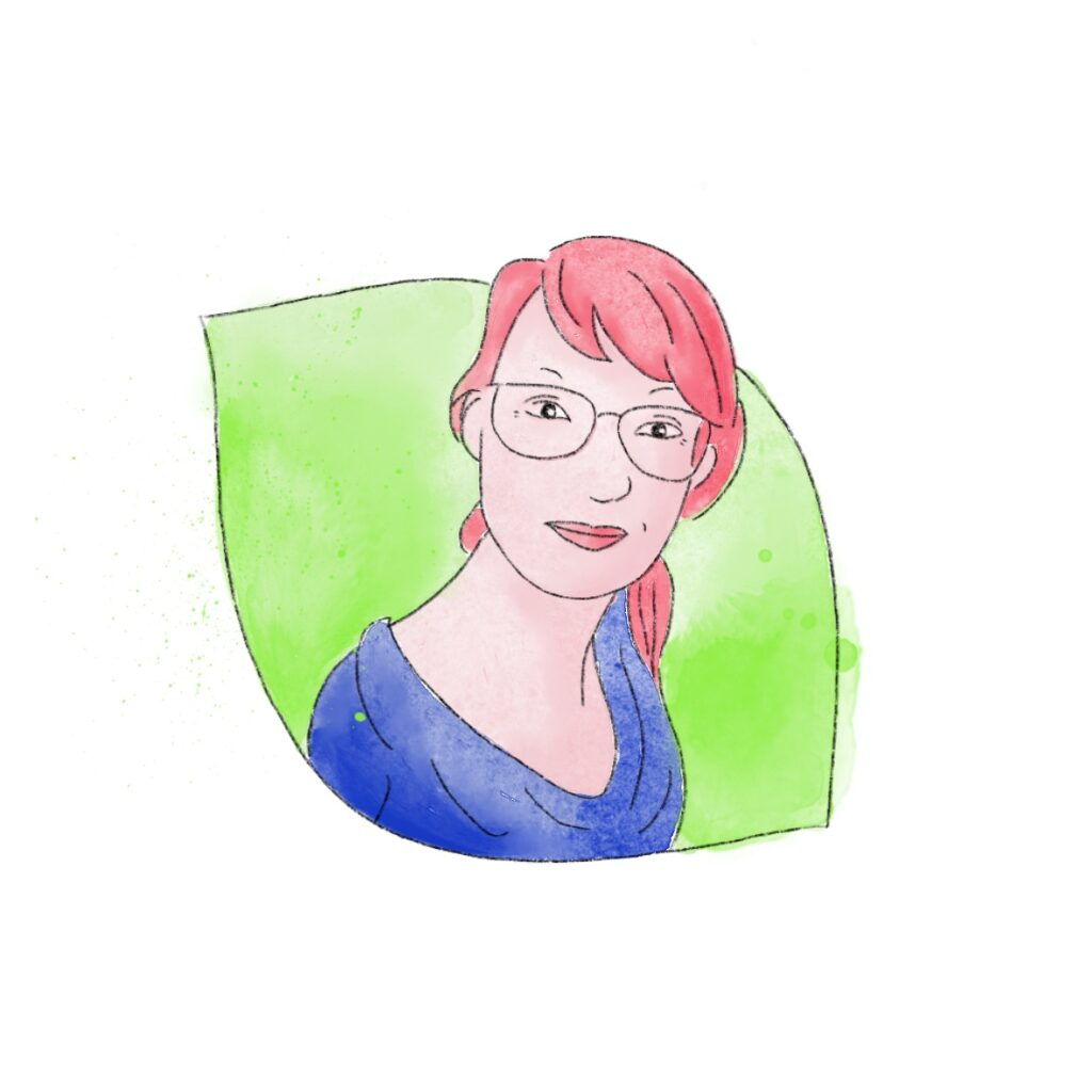 Frabkombinationen ausprobieren, Diana Pfister blatt.werk.statt Illustration + Gestaltung