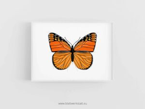 "Tierposter ""Schmetterling"" ²"